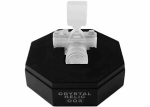 DANIEL ARSHAM CRYSTAL RELIC 003 CAMERA SCULPTURE - IN HAND READY TO SHIP