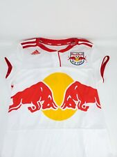 Womens adidas CLIMACOOL New York Red Bulls Soccer MLS Henry 14 Jersey size small