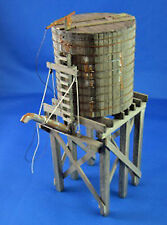 BRANCHLINE WATER TANK On30 Model Railroad Structure Unpainted Laser Kit BR409