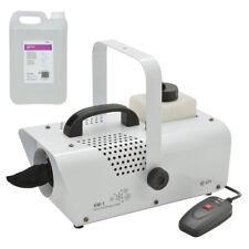 QTX SW-1 600W Mini Snow Effect Machine DJ Kids Christmas Party + Remote + Fluid