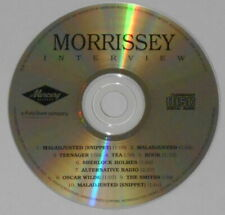 Morrissey - Interview  1997 U.S. promo cd
