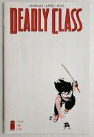 DEADLY CLASS #15 1ST PRINT HIGH GRADE SYFY TV SHOW HOT 1 2 3