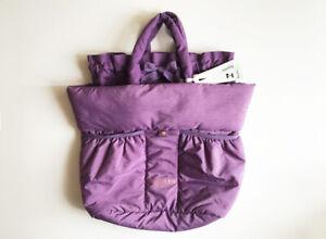 Repetto Tote Bag Lilac Purple Ballet Dancer Bag NWT