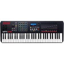 Akai Professional MPK 261 Performance Keyboard Controller mit 61 Tasten