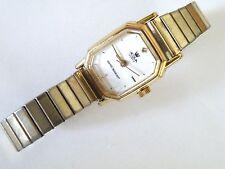 Acqua by Timex Women's Watch Quartz Gold Tone Expandable Band