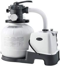 Pompa Filtro Sabbia Intex 28676 6000lt/hr piscine fuori terra ossidazione Salina