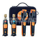 Testo 0563 0002 AC/R Wireless Smart Probes Diagnostic Manifold, 549i 115i