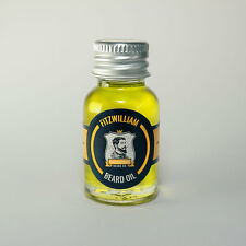 Fitzwilliam Beard Oil - 10ml - NEW!!!