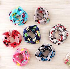 baby/kids/children toddler girl boy snood scarf neck warmer multi color velourUK