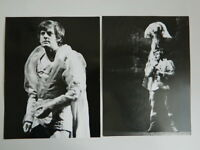 3 Foto Original Donald Southern Opera Thomas Allen Anne Howells 1978