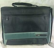 Belkin NE, Black/Gray, Microfiber, Laptop Messenger Bag, Travel Case, Computer