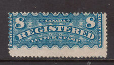 Canada #F3a Mint **With Certificate**
