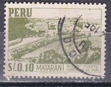 PERU  JAAR 1952 NR. Y&T 428 ° (L1)