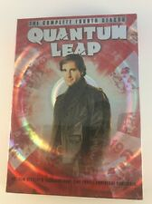Quantum Leap - The Complete Fourth Season (Dvd 2006, 3-Disc Set) New Sealed