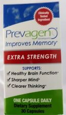Prevagen Extra Strength, 20 mg, 30 Capsules Brand New in box