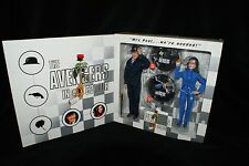 The Avengers In Colour Limited Edition Deluxe Talking Action Figures (108)