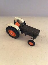 Britains Brown Fordson Tractor in excellent condition