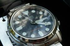 New Seiko 5 Desk Diver Mod with new SKX007 & SKX009 parts Automatic Stainless