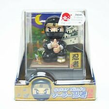 Solar Figurine Japanese Ninja