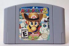 Nintendo 64 N64 Mario Party 2 Video Game Cartridge