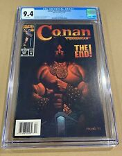 Conan the Barbarian 275 CGC 9.4 White Pages