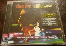 Slumdog Millionaire by A.R. Rahman CD Soundtrack SEALED