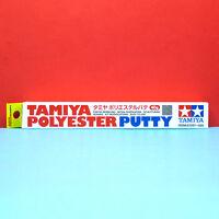 Tamiya #87097 Polyester Putty (40g) + Harder (4g) u