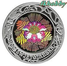 Poland 2006 silver 20 zl Noc Świętojańska Midsummer Day St John's Night Folklore