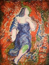"""SANDRO CHIA """"IL TROVATORE"""" 
