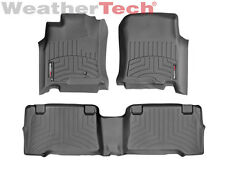 WeatherTech Floor Mats FloorLiner for Toyota 4Runner - 2003-2009 - Black