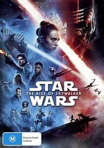 Star Wars: The Rise Of Skywalker, NEW SEALED AUSTRALIAN RELEASE REGION 4 lot 40