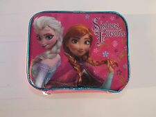 Disney Frozen Elsa Anna Olaf Family Forever Lunch Bag Box NWT 1454808