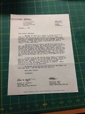 Norfolk Southern Political Letter To Conrail Employee
