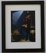 JACK VETTRIANO-DANCER per denaro-incorniciato & stampa montata nera sottile GRATIS P + P