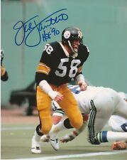 ca4585acd Jack Lambert Pittsburgh Steelers NFL Original Autographed Photos