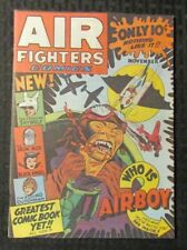 1973 AIR FIGHTERS COMICS Reprint #2 FN+ 6.5 Don Maris / Airboy