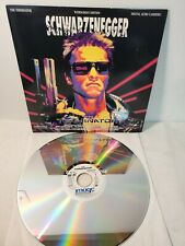 """The Terminator"" Widescreen Edition Laserdisc James Cameron"