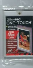 Ultra Pro 1 One Touch Magnetic Card Holders ~ 35pt