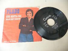 "PLADO"" CHE BESTIA SEI-disco 45 giri CETRA It 1973"" RARO"