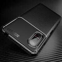 For Sony Xperia 5 II 5G Shockproof Case, Slim Stylish Phone Cover + Screen Guard