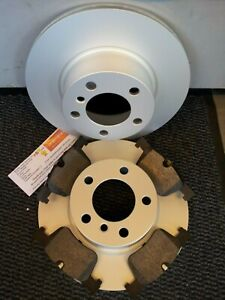 F30 F31 BMW 3 SERIES FRONT BRAKE DISCS & PADS NEW COATED DESIGN (300mm)