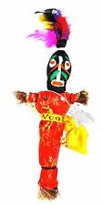Voodoo Doll Power Black Revenge Curse Hate New Orleans Spell Protection A-06