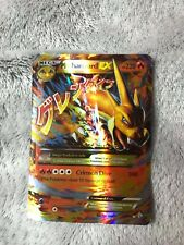 Karta Pokemon M Charizard EX MEGA z UK