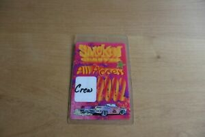 Outkast Lauryn Hill Roots Laminated Smokin # 1 Backstage Pass - FREE SHIPPING -