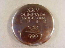113571 participantes, la medalla olímpico xxv juegos de verano en barcelona 1992