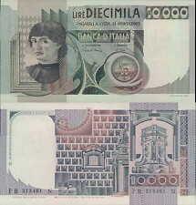 """10.000 lire 1980  """"Ritratto d'uomo del Castagno"""""""
