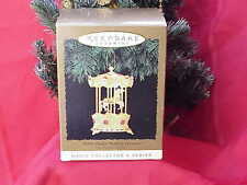 1994 Tobin Fraley Holiday Carousel #1 MAGIC Hallmark Chrismas Ornament x0532