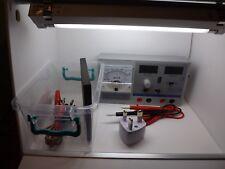electroplating gold plating machine FULL SETUP Tank Plating & Pen Plating