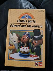 Ladybird Book Lionels Party EDWARD AND THE CAMERA 1ST EDITION 1987