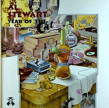"""12"""" Al Stewart Year Of The Cat (On The Border) 70`s Janus Records Cannada"""